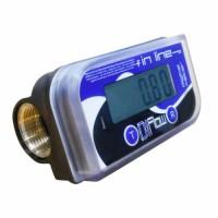 Разходомер електронен IN-LINE ADAM за дизел
