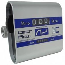 Разходомер Tech Flow 3C ADAM - TF3D1 (изход отдясно)