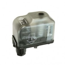 Механичен пресостат PM/5-SG с външна скала за налягане.