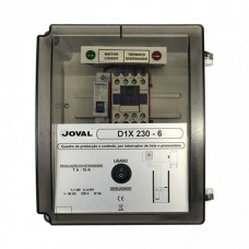 Табло D1X 230-4 4A-6A (с възможност за вкл. на пресостат)