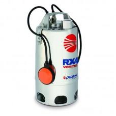 Потопяема помпа за мръсна вода RXm 4/40 с поплавък