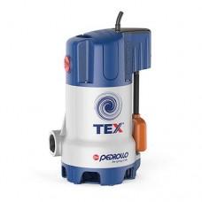 Потопяема помпа за мръсна вода TEX 2 с магнитен поплавък