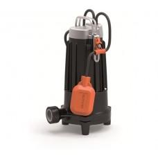 Потопяема помпа за мръсна вода с дробилка TRm 0.75 kW, монофазна