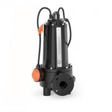 Потопяема помпа за мръсна вода с дробилка TR 1.5 kW, трифазна