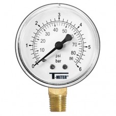 Манометър радиален Thermador 0-6 bar