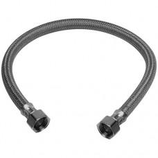"""Гъвкава връзка 1000 mm F1 1/4"""" - F1 1/4"""" неръжд. стомана"""
