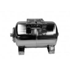 Хоризонтален разширителен съд 20 л. неръжд. 8 bar BP VAREM